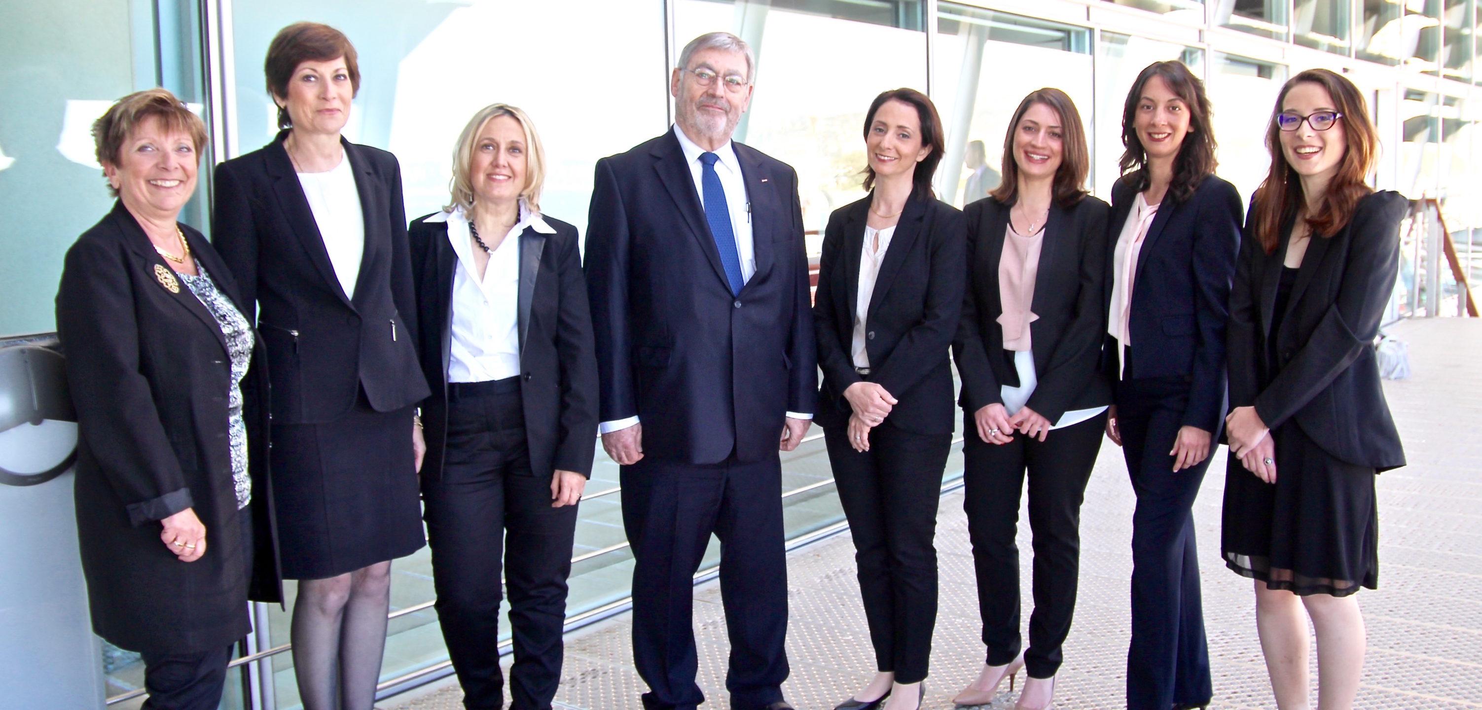 Équipe Billon Conseil & Services
