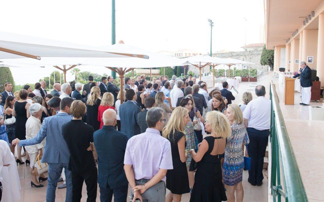Grand succès du cocktail anniversaire des 30 ans de Billon Conseil & Services